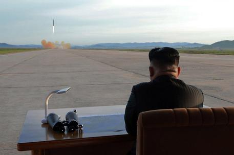 North Korea has fired another ballistic missile